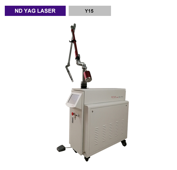Picosure Laser tattoo removal 1064nm 532nm 755nm Qswitch nd yag Laser  -Y15