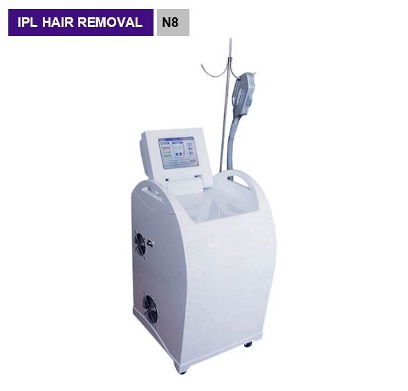 Professional DPL Hair Removal IPL Dye Pulse Light  Wrinkle Removal Skin Rejuvenation Machine N8