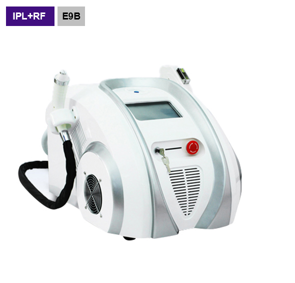 Approval RF  high intensity focused ultrasound 530nm hair removal skin rejuvenation machine E9B