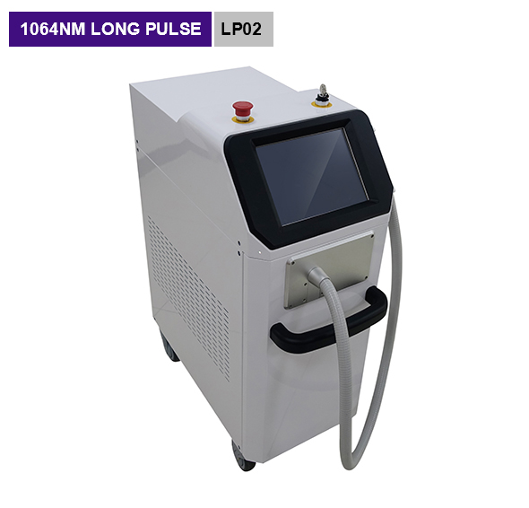 Long Pulse 1064nm Pain Free Laser Hair Removal Machines LP02