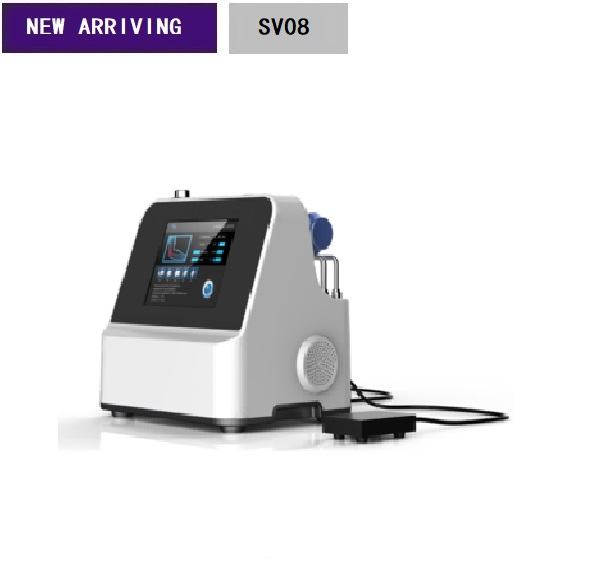Medical Equipment Focused Shockwave Therapy body reshaping Machine SV08