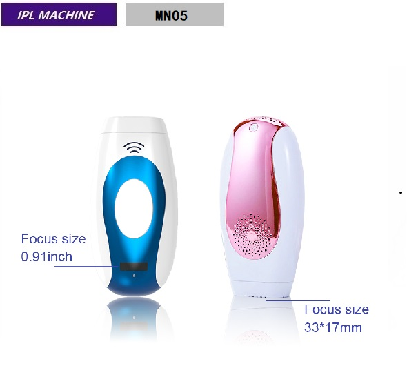 At-home laser whole body hair reomoval for personal use beauty device MN05