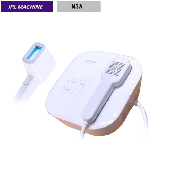 Home use SHR IPL body Hair Removal skin rejuvenation beauty device for women N3A