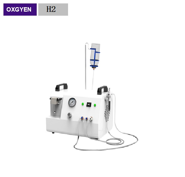 Korea Style Hydro Water Dermabrasion Peeling Machine For Facial SKin Cleaning H2
