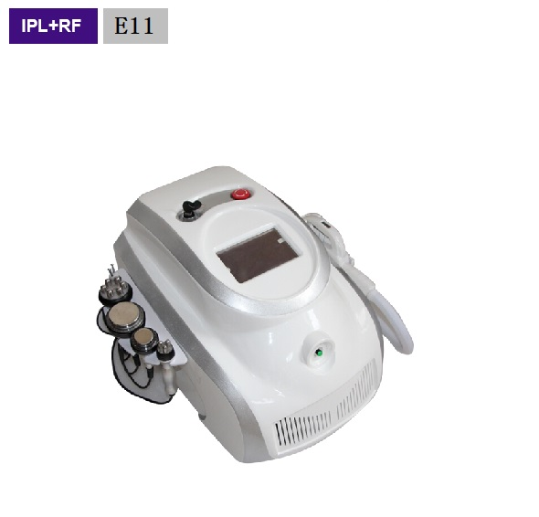 Portable IPL ELight  OPT Hair Removal RF Facial Lifting Beauty Machine E11