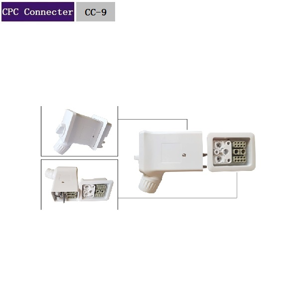 The Spare Part Handle For IPL Hair Removal CC-9